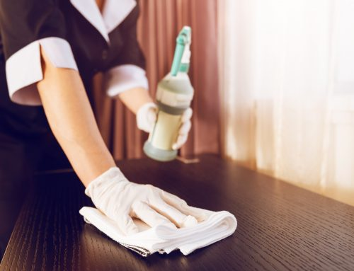Make Cleanliness Your Trademark