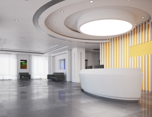 From Welcome to Goodbye, Impress Guests with a Revamped Lobby
