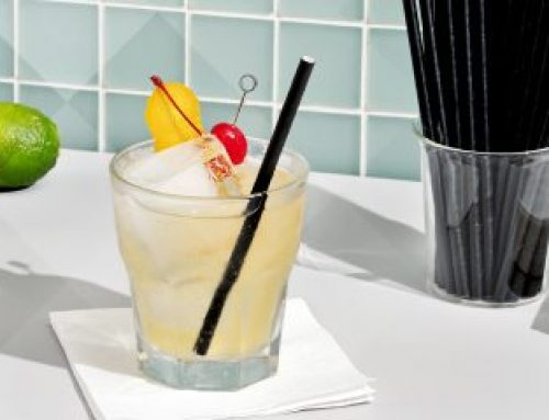 Durable, Eco-Friendly Straws Available from Guest Supply